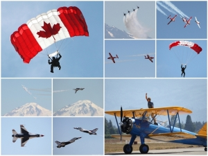My photos from my first year attending the Abbotsford International Air Show.