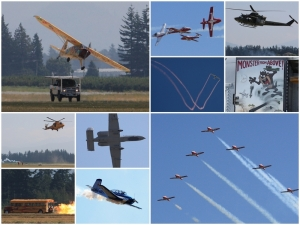 My photos from the 2011 Abbotsford International Air Show.