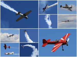 My photos from the EAA's 2011 Arlington Fly-In.