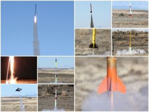 My photos from WAC's last launch of 2009.