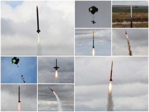 My photos from WAC's last launch of 2010.