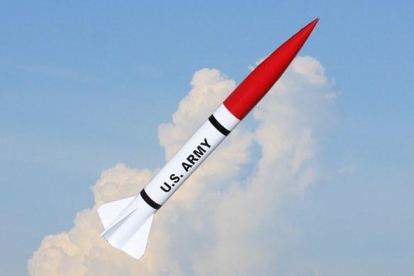 "Madcow Rocketry 4"" Little John"