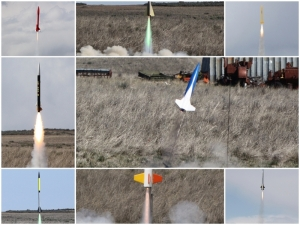 My photos from my first launch as a WAC member.