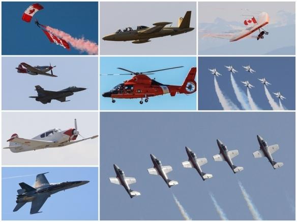 Abbotsford International Air Show 2012