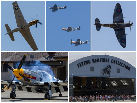 Allied Aces Day 2013
