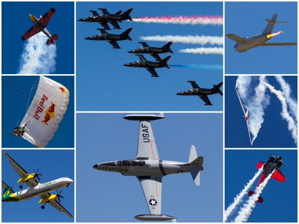 Oregon International Air Show 2013
