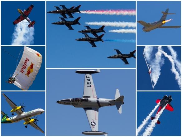 Oregon International Air Show 2013